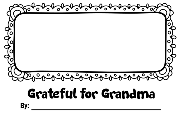 grateful for grandma cover